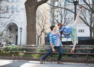 Inspirationssonntag: Dancing in the City von Sandra Marusic Photography