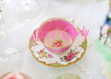 """Ein """"Marie Antoinette"""" Hochzeitskonzept"""