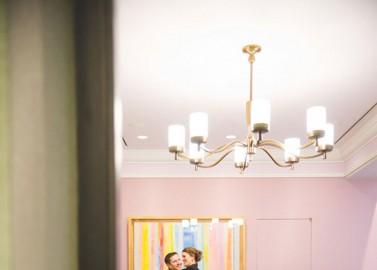 New Yorker Stadthochzeit zu zweit von Jessica Oh Photography