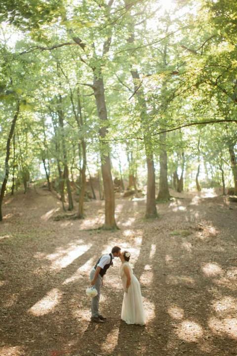 Waldhochzeit von Peter & Veronika Photography