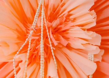 Bezaubernde Korallenhochzeit von Alina Drobner Photography