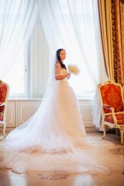 Glamour Bridal Inspiration von Perfect Wedding