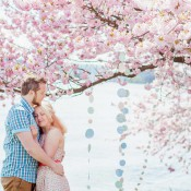 Verliebt durch den Hamburger Frühling von Alina Drobner Photography