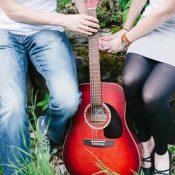 Sommer, Sonne und Gitarrenmusik