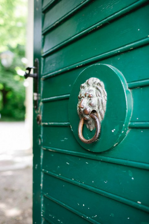 Sommerliche Gartenhochzeit von Karl Blümel Photography