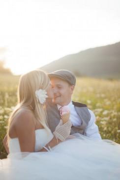 Hochzeits-Wiesenträume von Peter & Veronika
