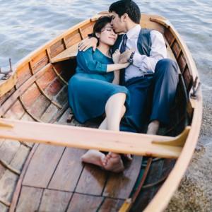 Romantische Love-Session am See von Carmen and Ingo Photography