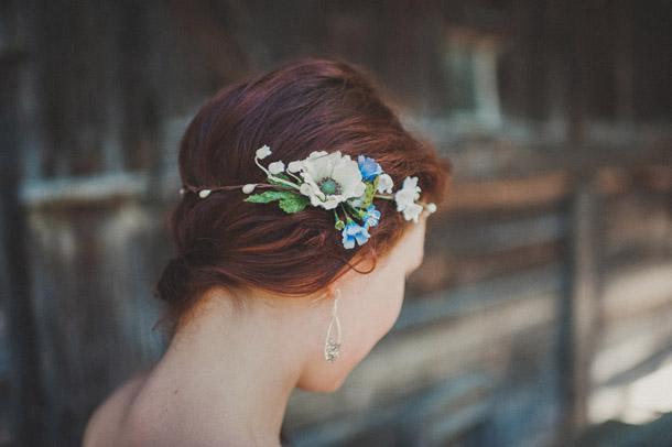 Romantische Hochzeit im Vintage-Stil von Veitograf