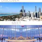 Flittern in Abu Dhabi