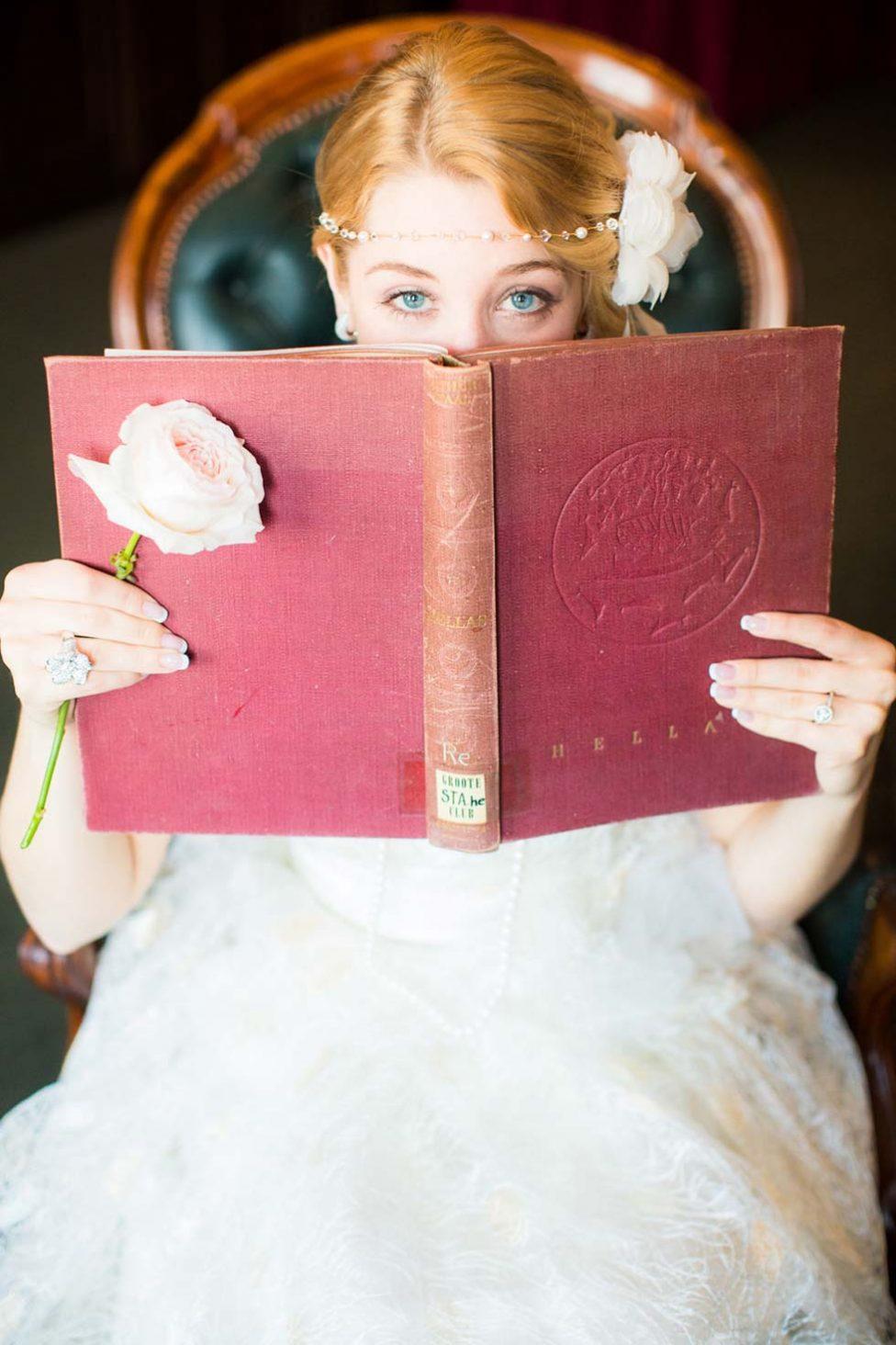20er Jahre Hochzeitsinspiration von Anouschka Rokebrand Photography