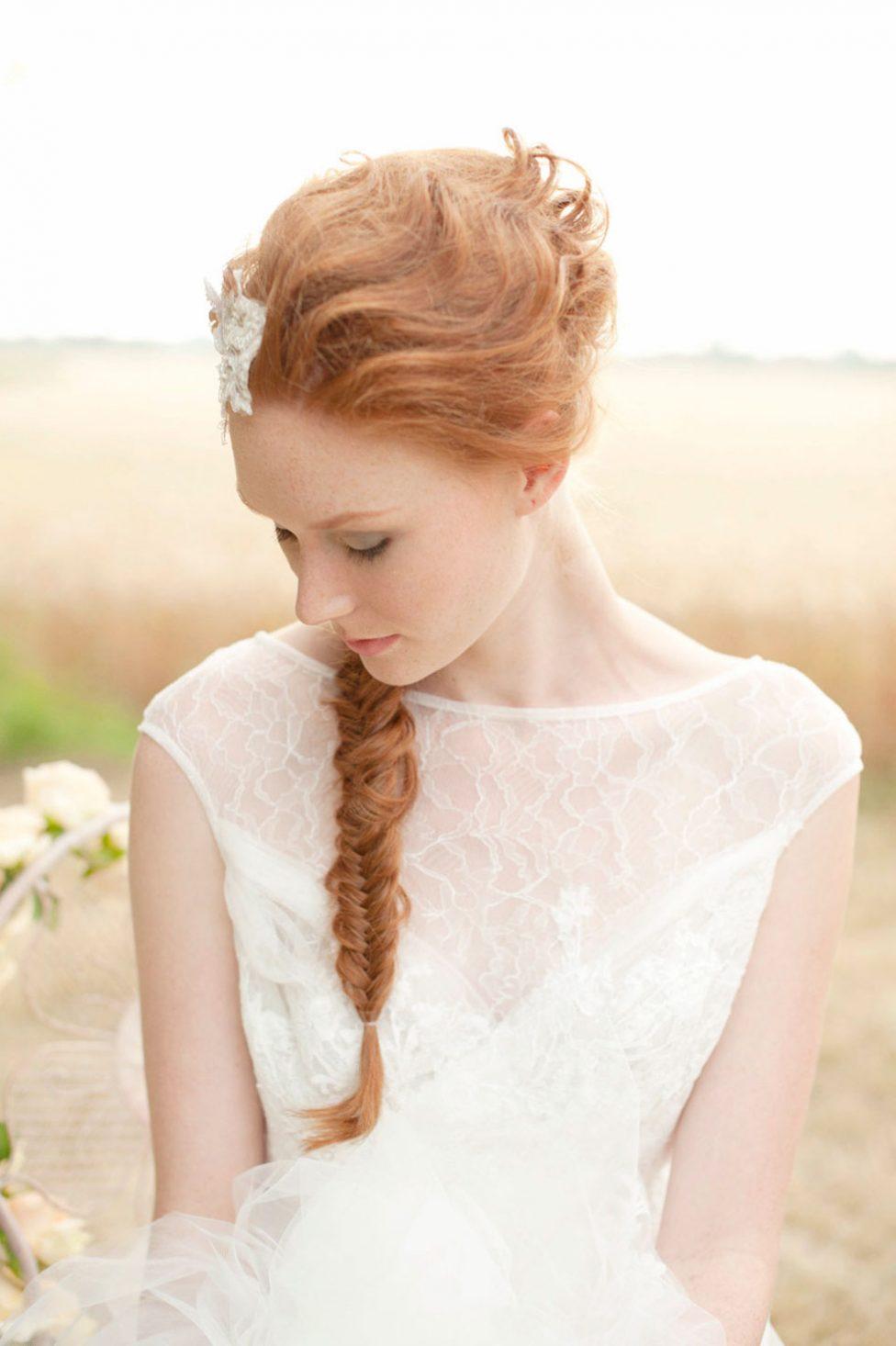 Pfirsichfarbene Hochzeitsinspiration von Tali Hochzeitsfotografie