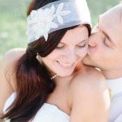 Sommerliches Hochzeitsfarbthema von Theresa Povilonis Photography