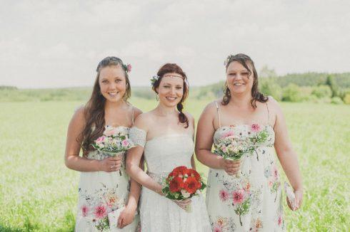 Romantische Hochzeit im Vintage-Stil von Veitograf wedding