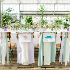 Flieder & Mint - Eine moderne Hochzeitsinspiration von Susanne Wysocki Photography