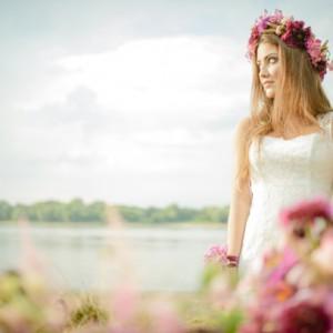 Sommerliche Hochzeitsinspiration von Karin Maigut