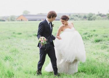 Lisa und Sörens DIY-Hochzeit von Lea Bremicker Photography