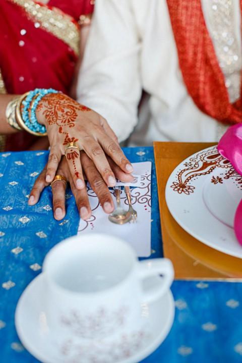 Indian Love Hochzeitsinspiration