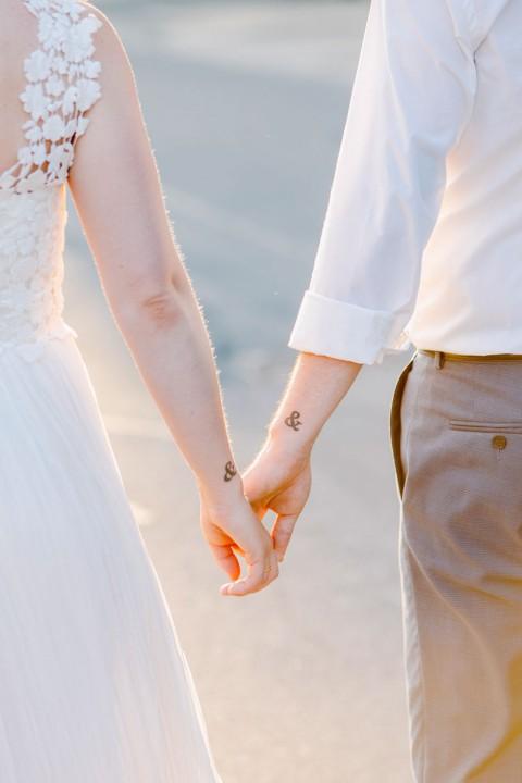 Hochzeit im industriellen Stil von Hanna Witte Hochzeitsreportagen