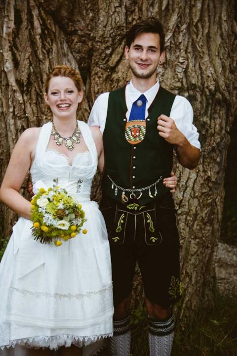 Hochzeitsinspiration an der Münchener Isar von amazing life