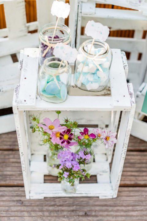 Flieder & Mint - Eine moderne Hochzeitsinspiration