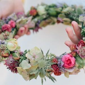 Herbstliche Blütenpracht von Christin Lange Fotografie