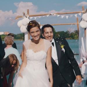 Inspirationssonntag: Romantisches Hochzeitskino von Jay Kay Films