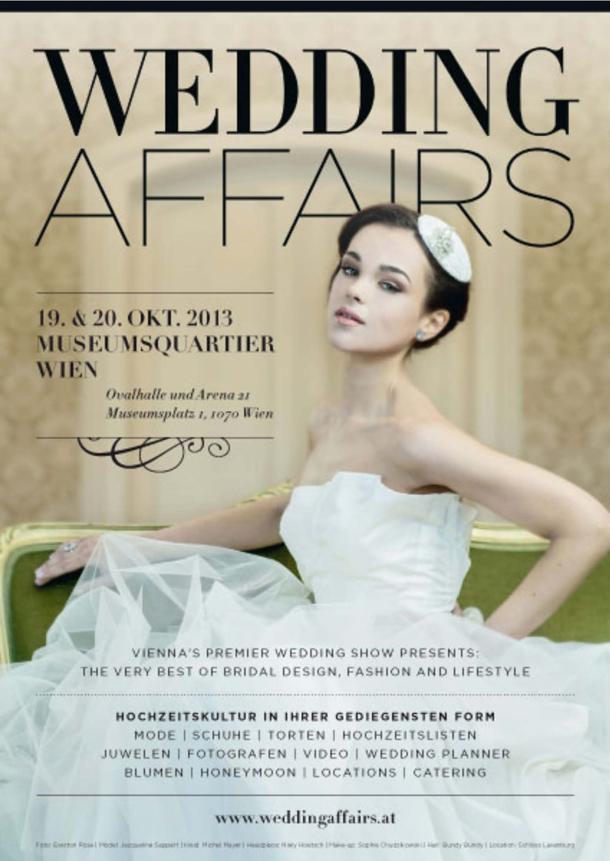 Inspirationssonntag: Wedding Affairs Wien 2013
