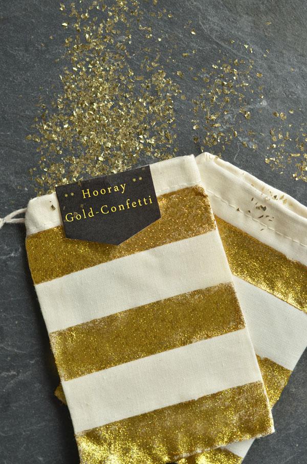 DIY: Confetti-Beutel von Oh So Pretty
