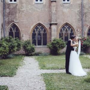 Hochzeit im Basilika Kloster von Bahrnause