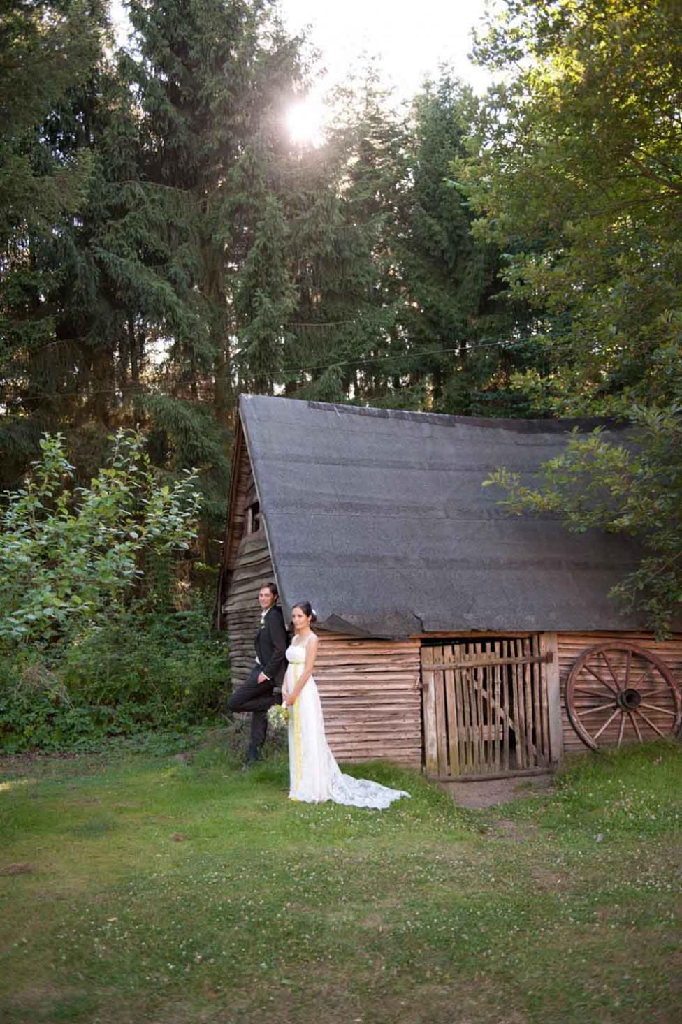 Bezaubernde Outdoor-Zeremonie von Kathrin Stahl