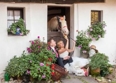 Pippi Langstrumpf hat geheiratet von Angela Krebs Photography und Sagt Ja