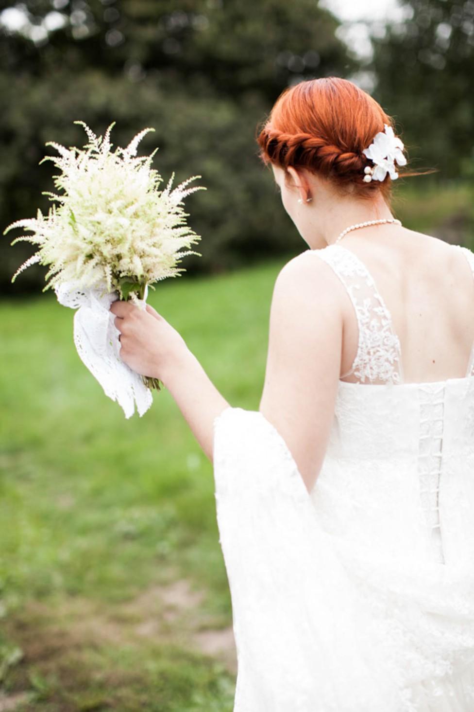 Eine DIY-Hochzeit zum Verlieben von Lebendige Fotografie | Hannah L.