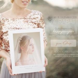 Eure Hochzeitswahn Lieblinge vom Januar 2013 bis Juni 2013