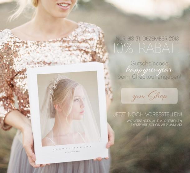 Hochzeitwahn - Sei Inspiriert 2014