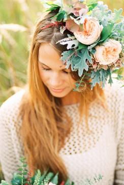 Bunte Herbstinspiration von Esther&Gabe Photography