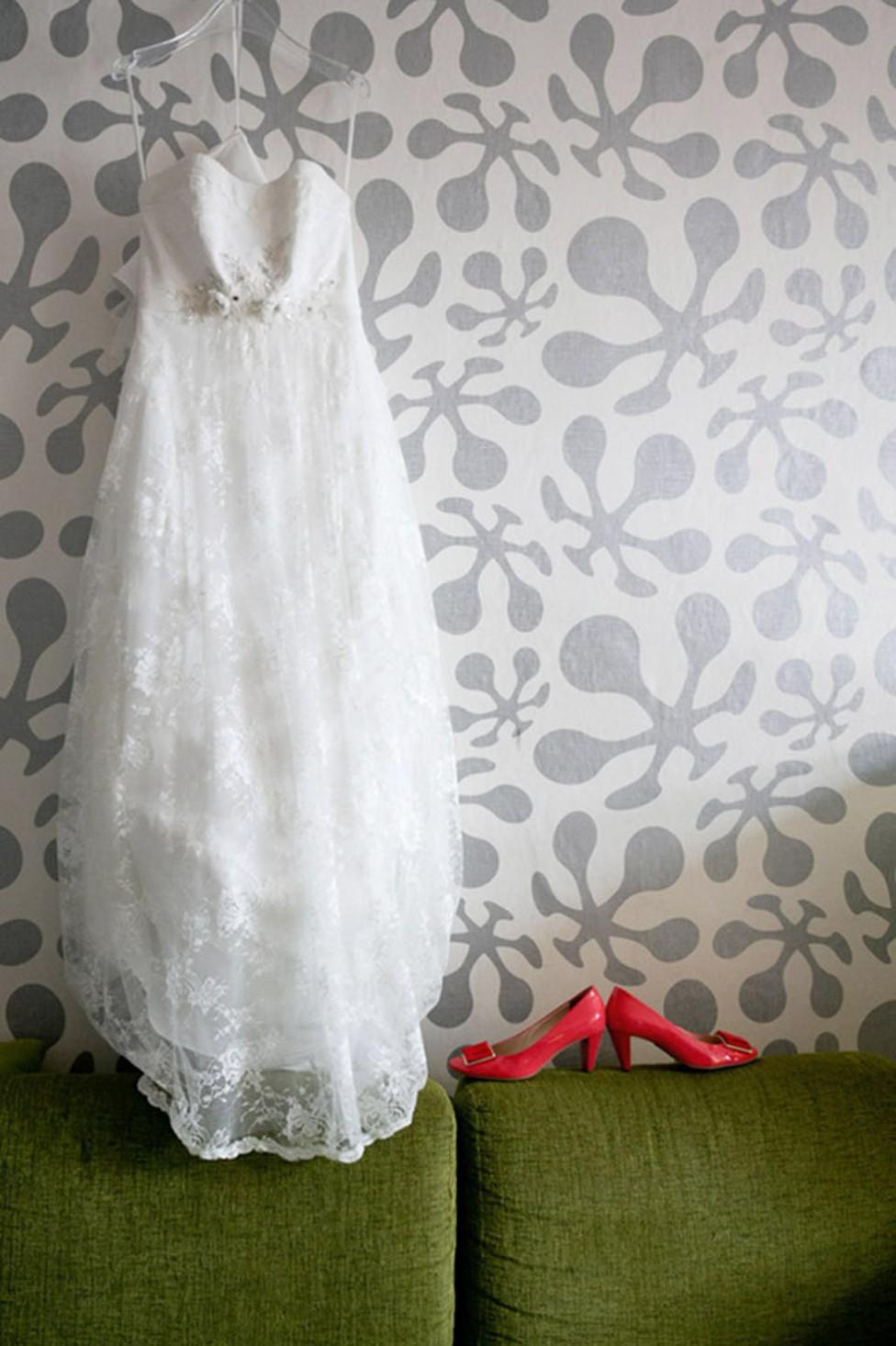 Detailverliebte DIY-Hochzeit von SuQu