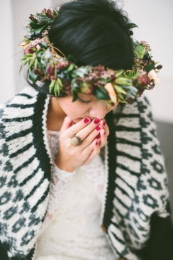 "Helena Harfst Couture ""Indian Winter Greetings"" von Lea Bremicker Photography"