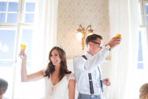 Schwedische Hochzeit von David Schreiner