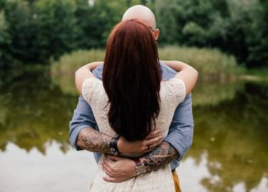 Inspirationssonntag: Love-Shoot am See von Manuela Clemens Fotografie