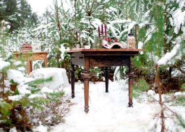 Wintermärchen Hochzeitsinspiration von Vanessa Badura Fotografie