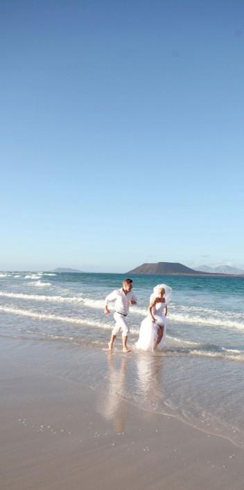Fuerteventura Strandhochzeit von Cornelia Krein