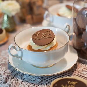 Inspirationssonntag: Toffee & Cream Desserttisch Inspiration auf der rhein-weiss 2013