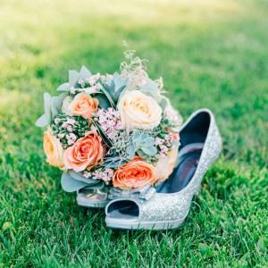 Bezaubernde Orangerie Hochzeit von Tony Gigov und deko-raum