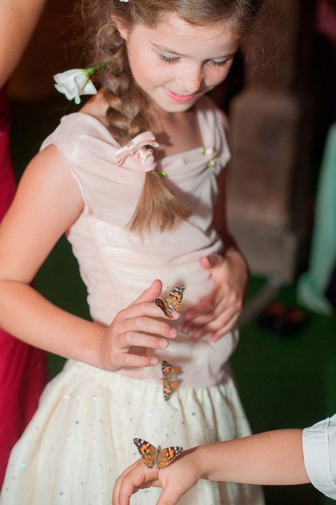 Vintage inspiriertes Hochzeitsvergnügen im Schloss Bollschweil