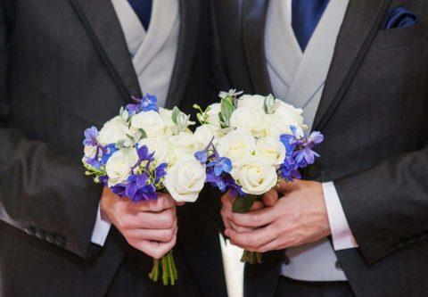 Elegante Hochzeit in Südengland von Julia Schick