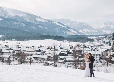 Reit im Winkl Winterhochzeit von Nancy Ebert Fotografie