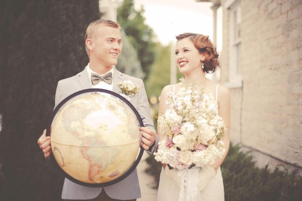 20er Jahre Travel Hochzeitsinspiration Von Gideon Photography