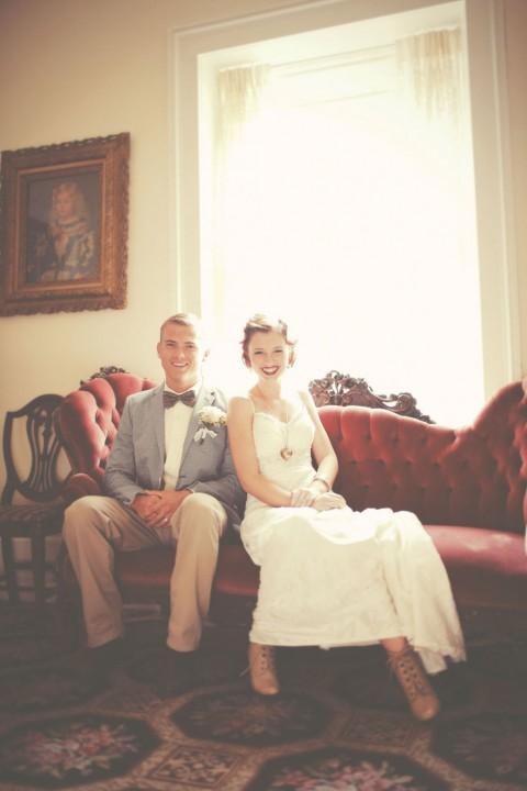 20er Jahre Travel-Hochzeitsinspiration von Gideon Photography