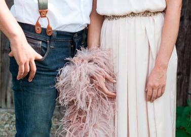 Geheime Hochzeit mit überraschender Afterparty von Simone Maiwald Fotografie