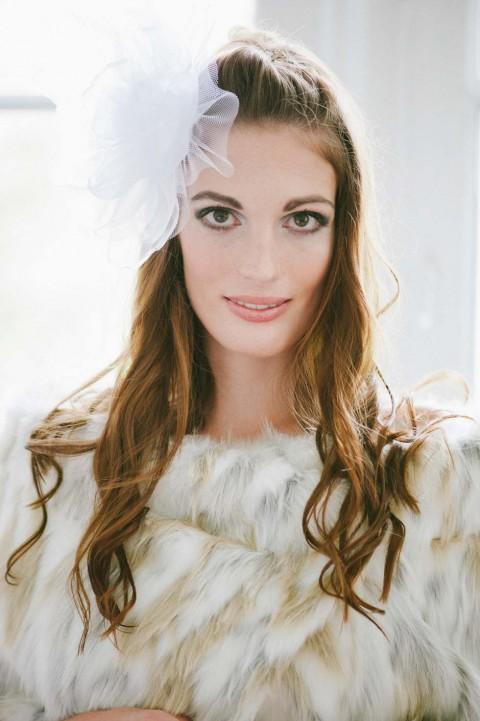 Perfektes Bild der russischen Braut